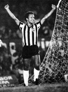 REInaldo de Lima -  255 gols pelo Galo, Maior ídolo e artilheiro do Clube Atlético Mineiro. #Rei #Galo