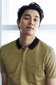 Gong Yoo - the best thing South Korea has to offer! Gong Yoo Smile, Yoo Gong, Marie Claire, Goong Yoo, Korean Celebrities, Celebs, Korean Military, Hemsworth Brothers, Coffee Prince