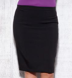 Plus Size Skirts - Paige Pencil Skirt by Kiyonna