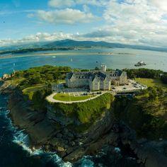 Magdalena Palace in Santander |   Peninsula and Palace of La Magdalena