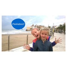 Sitges for children off season - Peekaboo!! We found this picture full of energy and great fun. Our lovelyguests Oona and Maritseem very busy at having fun in Sitges! Sitges off season is fantastic. Bars and restaurants are open as the village is inhabited throughout the year. Children's workshops and activities are also available in winter and so are movie theatres, museums, shops and any other type of entertainment. Oona and Marit, we wish you a great holiday!! The post Sitges for… Spain Holidays, Sitges, Business Education, Theatres, Rental Apartments, Movie Theater, Museums, Have Fun, Restaurants