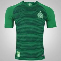 Chapecoense AF 2017-18 Season Home Green Shirt Jersey Chapecoense AF 2017-18  Season Home Green Shirt Jersey  66fa3d334f791
