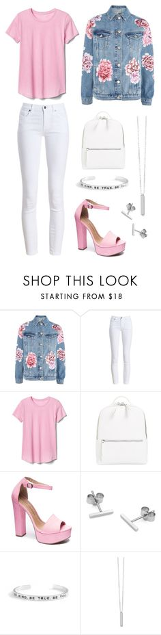 """""""Flower Girl"""" by chantii-357 on Polyvore featuring Mode, Topshop, Barbour, Gap, Chelsea28, Chinese Laundry und Myia Bonner"""