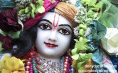 To view Gaurachandra Close Up Wallpaper of ISKCON Chicago in difference sizes visit - http://harekrishnawallpapers.com/sri-gaurachandra-close-up-wallpaper-011/