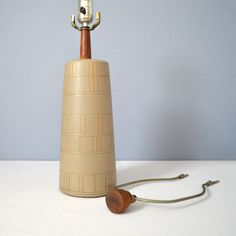 Vintage Early Incised Martz Table Lamp - Marshall Studios by MidModMomStore on Etsy https://www.etsy.com/ca/listing/279663030/vintage-early-incised-martz-table-lamp