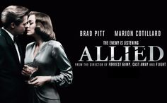 MovieReview: #ALLIED 4 Shors out of 5! #MovieReview #Hollywood #Entertainment #CityShorAhmedabad