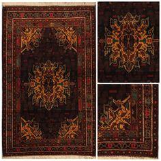Discover our one-of-a-kind Handmade Tribal Baluch Rugs, originally made by Baluch nomads #tribalrug #baluchrugs #handmaderug #orientalrug #redorientalrug #floralrug #rugdesign #rugpattern #interiordesign #interiors #homedecor #homeinteriors
