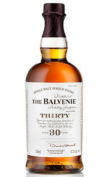 The Balvenie  30 Year Old Single Malt, $919.00 #fathersday #gifts #scotch #whisky #1877spirits