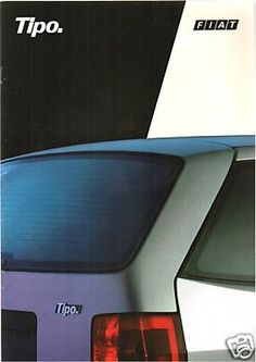 Idea Institute, Fiat Tipo DGT, 1987