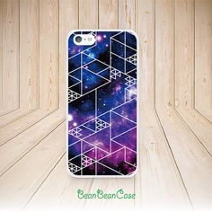 Geometric galaxy cosmo sky design cover case for sony and moto by BeanBeanCase, $9.99