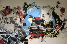 doctor who center cardiff:  This Photo was uploaded by octorine. Find other Street Art Bristol pictures and photos or upload your own with Photobucket fre...