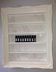 retail product display cabinet shabby chic by ChicybeeDisplayUK