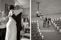 #outside wedding  www.studio33weddings.com The Outsiders, House, Wedding, Casamento, Haus, Hochzeit, Weddings, Houses, Home