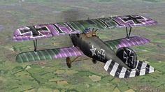 Albatros DV Jasta 37 - Karl Haustein