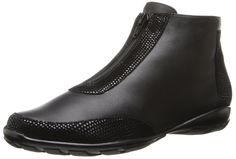 VANELi Women's Archy Boot,Black Nappa/Black E-Print,8.5 M US.