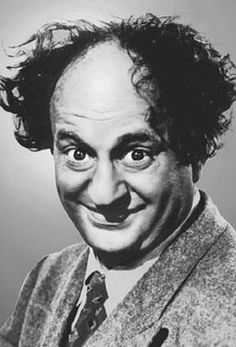LOUIS FEINBERG - (1902 – 1975) Known professionally as Larry Fine, was an American comedian and actor, who is best known as a member of the comedy act The Three Stooges.  Larry was a terrible businessman, spending his money as soon as he earned it, plus he had a serious gambling addiction.  Feinberg was almost forced into bankruptcy when Columbia stopped filming the Three Stooges episodes in December 1957.