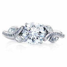 Leo Ingwer engagement ring
