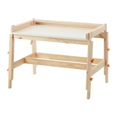 FLISAT Children's desk, adjustable - adjustable - IKEA