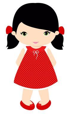 Personagem | Vestido Vermelho | #daJuuh