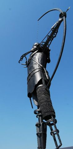 The Amesbury Archer, by Lucy Quinnell