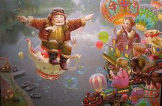 The dream became a fairy tale  Victor Nizovtsev