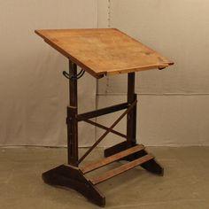 Escher Drafting Table / Loot Vintage Rentals