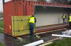 Container House - Transformer un container en maison chic et économe - Habitat - LEXPANSION - LA CHAINE ENERGIE Who Else Wants Simple Step-By-Step Plans To Design And Build A Container Home From Scratch?