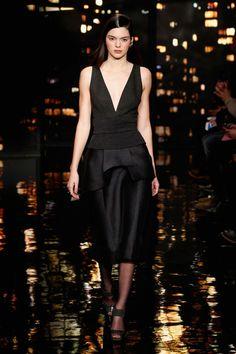 Donna Karan, Fall 2015 - Kendall Jenner's Best Model Moments - Photos