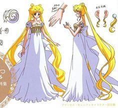 Princess Serenity from Sailor Moon Crystal Sailor Moon Tumblr, Sailor Moon Usagi, Sailor Saturn, Sailor Moon Art, Princess Serenity, Neo Queen Serenity, Sailor Princess, Moon Princess, Sailor Moon Crystal