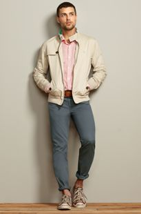 Levi's 511 grey twills and Converse x JV Jack Purcells. i kinda like. Crazy Fashion, Men's Fashion, Men's Style, Cool Style, Dress Down Friday, Look Good Feel Good, Jack Purcell, Weird Science, Ken Doll