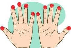 Massage 8 Finger Points To Relieve Menstural Pain, Headache, Cold & Flu (Pictures) - Health and Food Magazine Alternative Medicine, Natural Medicine, Insomnia, Flu, Kids And Parenting, Save Yourself, Massage, Finger, Health