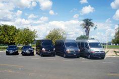 Transporte Executivo e Receptivo em todo o Brasil e EUA