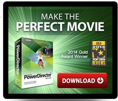 Best Video Editing Software that provide Easy Modifications-CyberLink PowerDirector 12 Deluxe