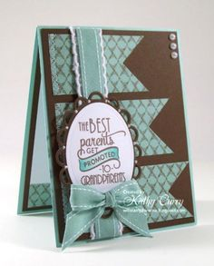 Special Grandparents by Kathleen Curry - Cards and Paper Crafts at Splitcoaststampers
