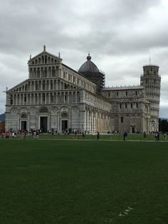 Cathedral Square Pisa, Italy