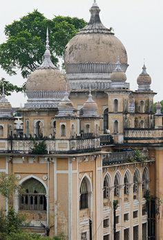 Old Palace - Hyderabad, India