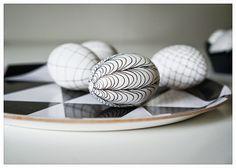 DIY - Painted easter eggs