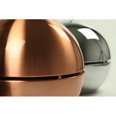 Wanda Pendant Light - Copper   $169.00 - Milan Direct Copper Pendant Lights, Pendant Lighting, Occasional Chairs, Milan, Temple, Armchair, Furniture, Sofa Chair, Single Sofa