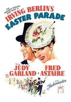 Rent Easter Parade starring Judy Garland and Fred Astaire on DVD and Blu-ray. Get unlimited DVD Movies & TV Shows delivered to your door with no late fees, ever. Judy Garland, Posters Vintage, Vintage Movies, 1940s Movies, Classic Movie Posters, Classic Movies, Classic Tv, Fred Astaire Movies, Easter Movies