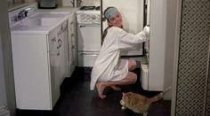 Breakfast at Tiffanys_Audrey Hepburn dress shirt cat_cap
