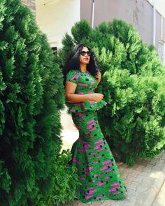 Naija Trendsetting  Ankara Styles