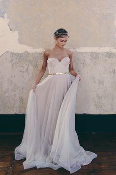 Ukens kjole // This week we love // One Day Bridal - Bonnie // Nordiske Bryllup / Nordic weddings
