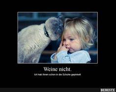 Weine nicht.