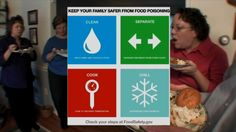 USDA Food Safety Tips For Holiday Buffets