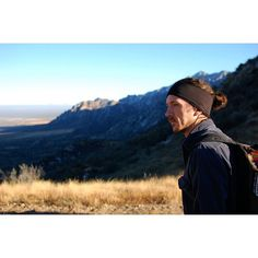 My #handsome #husband taking in the view of #whitesands from the top of #baylorpass in the #organmountains outside of #lascruces #newmexico . #thanksgiving day #hike #adventure #landofenchantment #desert #wilderness #adventure #mountains #newmexico_igers #nofilter