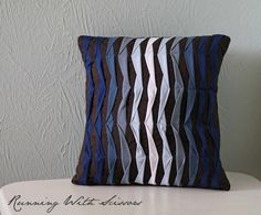 DIY Tutorial: DIY PILLOWCASES / Diy Pillow case - Bead&Cord