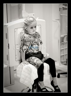 #x-ray about one year after #chemotherapy ended for a #Wilms Tumor (a type of #Cancer in the kidney).