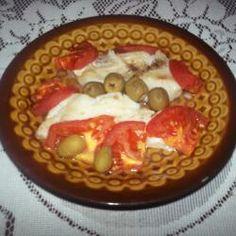Dorsz w pomidorach @ allrecipes.pl