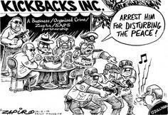 Kickbacks Inc.