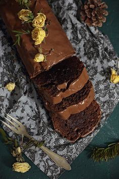 "Torta cremosa al cioccolato con albumi - Guest post by Monica Lazar ""Eat, Love and be happy"" blog - New #GuestPost #recipe on OPSd blog: fudgy chocolate cake made with egg white leftovers [with English version] - Thanks #MonicaLazar ""Eat, love and be happy"" blog"